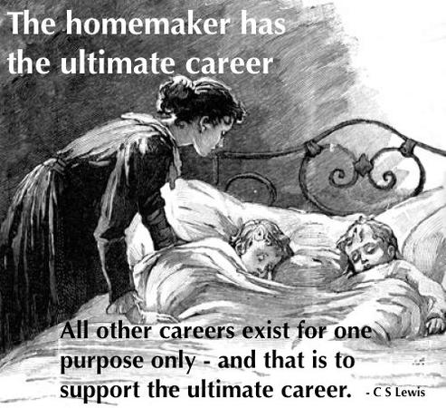 Homemaker career